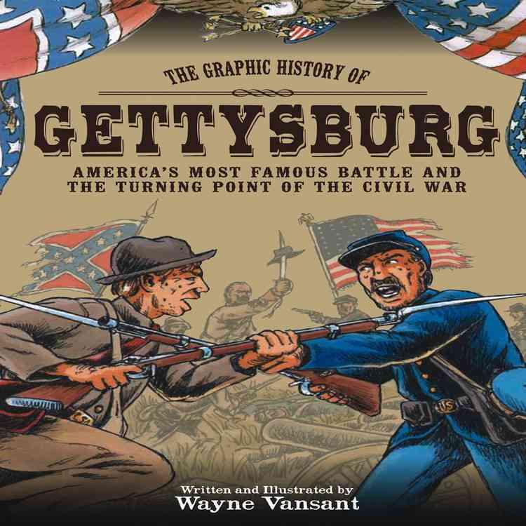 Gettysburg By Vansant, Wayne
